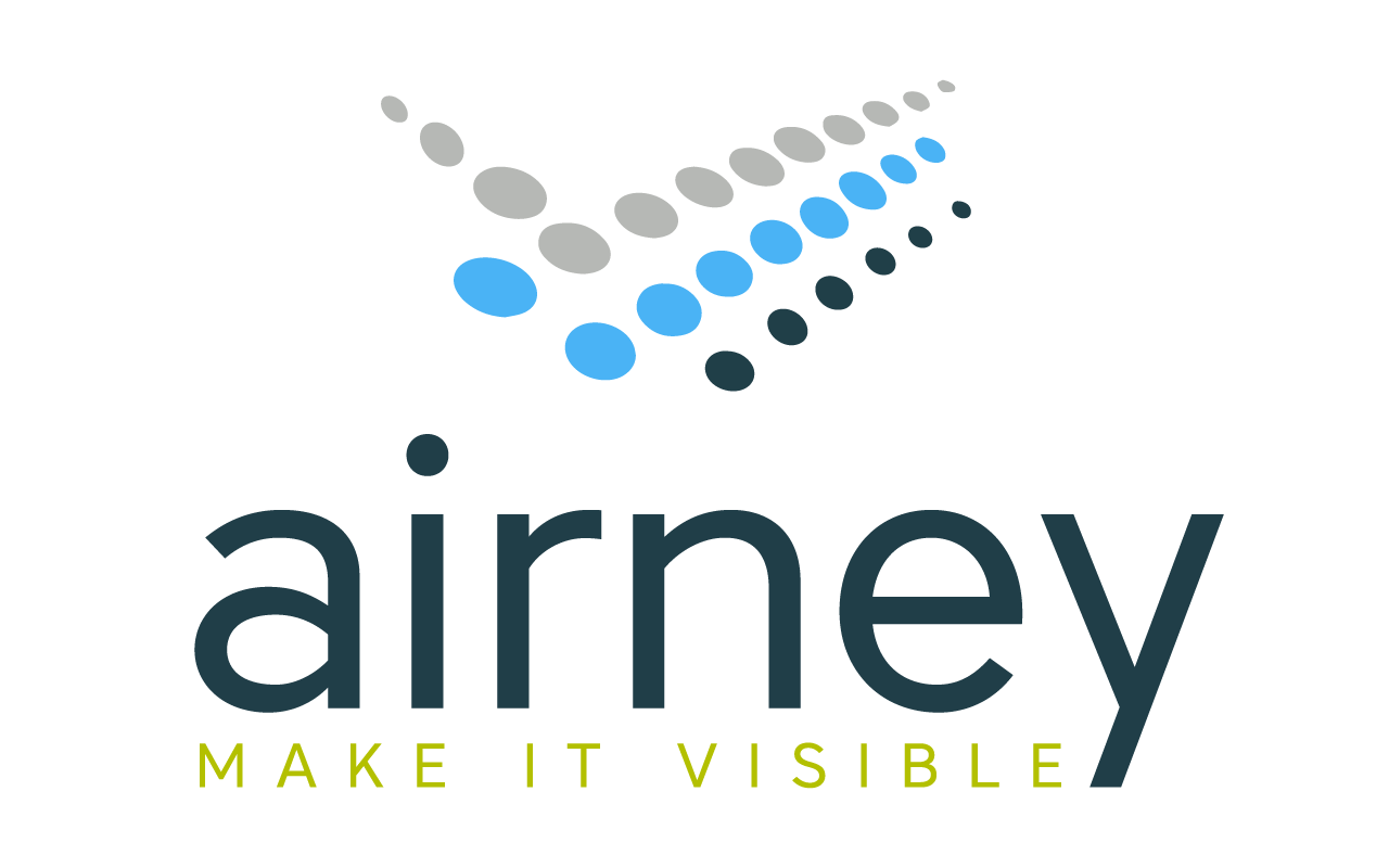 airney - make it visible